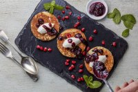 pancakes Italian restaurant Chesterfield