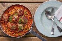 pasta meatballs Italian restaurant Chesterfield