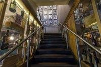 stairwell Italian restaurant Chesterfield