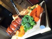 Sunday roast Italian restaurant Chesterfield
