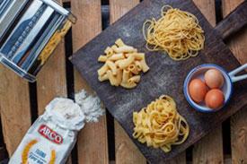 pasta menu restaurant Chesterfield